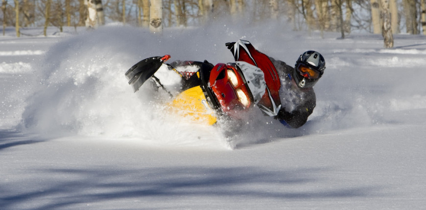 Ideal For Snowmobilers